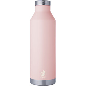 MIZU V8 Enduro LE Bottle 800ml with Stainless Steel Cap soft pink